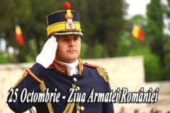 Ziua Armatei Romane: Iohannis sarbatoreste patriotismul, Ponta lauda masurile Guvernului