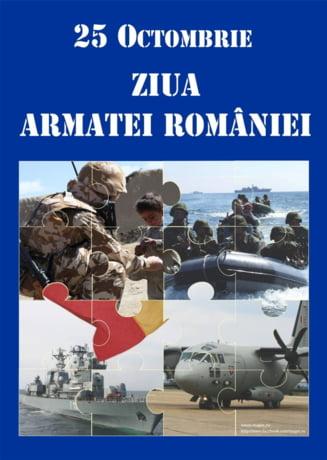 Ziua Armatei serbata in parcurile din Bucuresti - vezi programul de evenimente