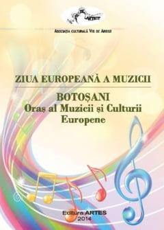 Ziua Europeana a Muzicii, marcata si la Botosani