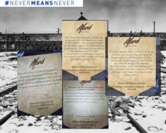 Ziua Holocaustului, comemorata online prin programul March of the Living