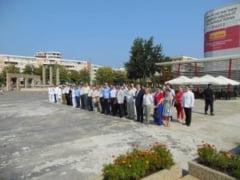 Ziua Imnului National al Romaniei omagiata de jandarmii tulceni