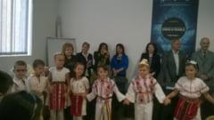 Ziua Mondiala a Educatiei a fost aniversata de elevii si profesorii calaraseni