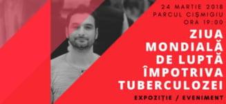 Ziua Mondiala de lupta impotriva tuberculozei: Fatada Primariei Capitalei va fi iluminata in rosu