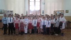 Ziua Nationala, sarbatorita la Scoala Nifon Balasescu