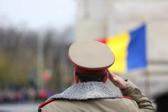 Ziua Nationala a Romaniei: Iata cum s-a desfasurat parada militara de la Arcul de Triumf (Galerie foto)
