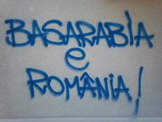 Ziua Nationala a Romaniei la Chisinau: Scurtatura spre UE si NATO e unirea