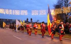 Ziua Nationala a Romaniei va fi sarbatorita in Hunedoara cu parada militara si focuri de artificii