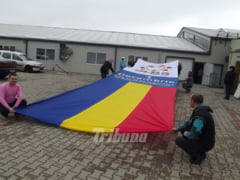 Ziua Nationala duce tricolorul din Mirsa in toata tara
