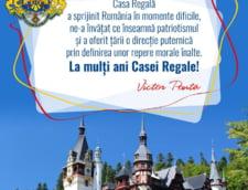 Ziua Regalitatii: - Ce mesaje au transmis Klaus Iohannis si Victor Ponta
