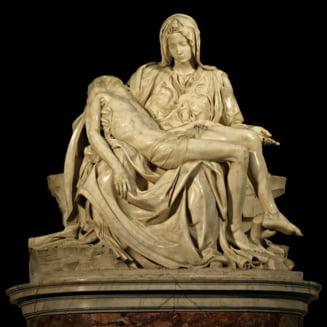 Ziua cand un dezaxat profana o capodopera sacra: Pieta