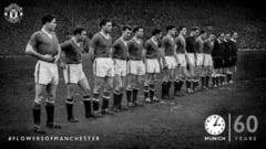 Ziua cea mai neagra din istoria lui Manchester United: 60 de ani de la dezastrul de la Munchen