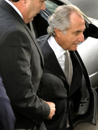 Ziua condamnarii pentru Bernard Madoff