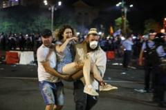 Ziua in care, in Romania, s-a incercat uciderea libertatii - cum s-a transformat un protest pasnic intr-un teatru de razboi (Foto si Video)