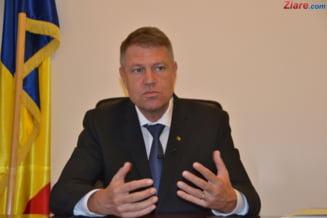 Ziua in care Iohannis intra cu adevarat in scena: Consultari pentru un nou premier
