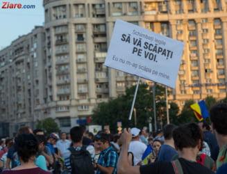 Ziua marelui protest: Romanii care nu ajung in Piata Victoriei anunta manifestatii in zeci de orase din tara si Europa