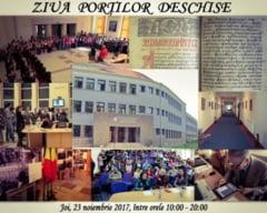Ziua portilor deschise, la Biblioteca Judeteana: concerte, vizionari de filme si un atelier de cusut ie