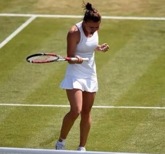 Ziua si ora la care va juca Simona Halep in sferturi la Wimbledon