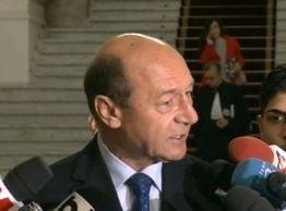 Ziua si procesul pentru Traian Basescu: Asta-i viata, democratia! (Video)
