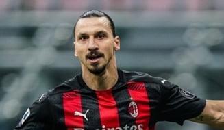 Zlatan Ibrahimovic, decisiv in derby-ul orasului Milano. Echipa lui Tatarusanu, prima victorie cu Inter dupa 4 ani