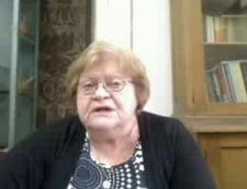 Zoe Petre: Motiunea va trece, dar ma tem de Adrian Nastase - Tv Ziare.com