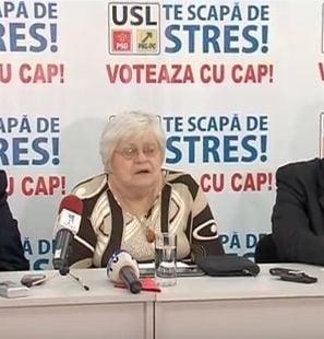 Zoe Petre, istoric si fost consilier prezidential, e spitalizata in stare grava