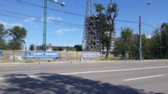 Zona de SIGURANTA a TELEGONDOLEI, AFECTATA de constructia unui HOTEL cu 9 ETAJE