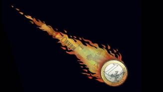 Zona euro, din nou aproape de colaps?