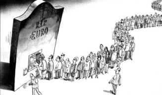 Zona euro, un fiasco total - Ar trebui sa mai adere Romania la moneda unica? Sondaj