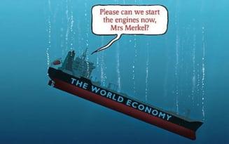 Zona euro este in pericol, iar multe lucruri depind de o singura femeie - The Economist