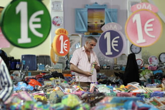 Zona euro intra oficial in deflatie. Presiunea pica acum pe Banca Centrala Europeana