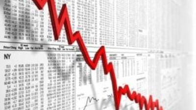 Zona euro risca sa intre pentru a treia oara in recesiune, dupa 2008