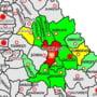 Zona metropolitana Suceava porneste la drum cu 14 localitati
