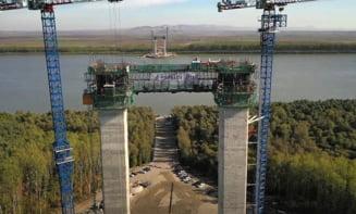 Zonele de cuibarit ale unor pasari pun probleme podului peste Dunare de la Braila. Autorizarea drumurilor este intarziata de realizarea unui studiu de impact