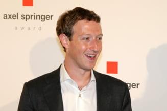 Zuckerberg a pierdut pe loc peste 3 miliarde de dolari, dupa ce a anuntat cum vrea sa modifice Facebook