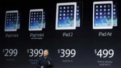 Zvonuri: Apple ar putea lansa un phablet si un iPad de 12,9 inch