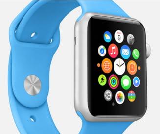 Zvonuri despre Apple Watch 2: Ceasul inteligent va veni in doua versiuni si va avea functii noi