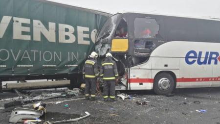 accident Ungaria IGSU