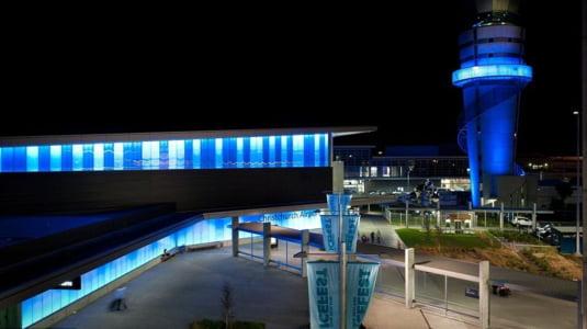 Aeroportul Christchurch din Noua Zeelenda