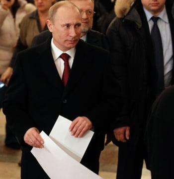 Alegeri in Rusia