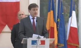 Antonescu si Ponta, discursuri de Ziua Frantei: Vive la France, vive la Roumanie!