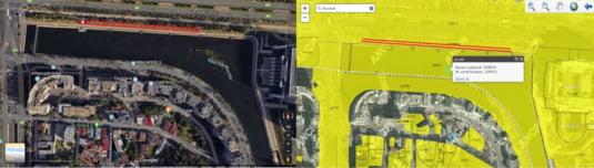 Apa pe care se organizau plimbarile cu barca a fost concesionata catre o firma care n-a avut activitate pana in 2019
