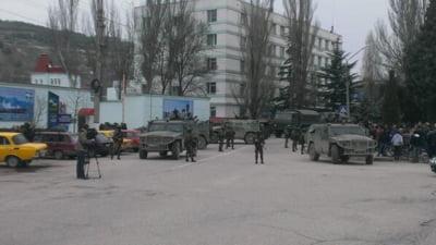 Armata rusa a patruns si in Balaclava