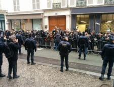 atentat Franta politisti