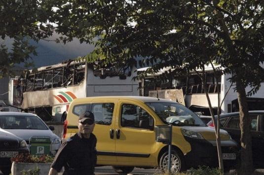 Atentat terorist pe un aeroport din Bulgaria
