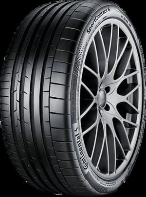 AutoBild sportscars ofera anvelopei SportContact 6 calificativul de cea mai buna din test