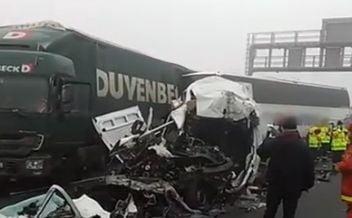 autocar Ungaria accident