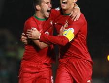 avem - Cristiano Ronaldo, evolutie fabuloasa pentru Portugalia (video)