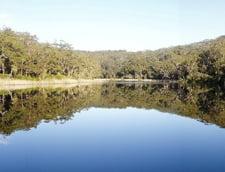 avem - Ecologie: Blue Lake - lacul cu cea mai cristalina apa din lume