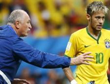avem CM 2014: Agentul lui Neymar il desfiinteaza pe Felipe Scolari