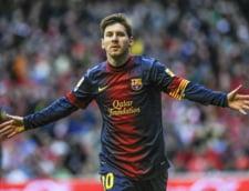 avem Messi doboara un record detinut de Cristiano Ronaldo